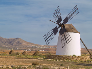 Fuerteventura, paradise located in Canary Island, Spain