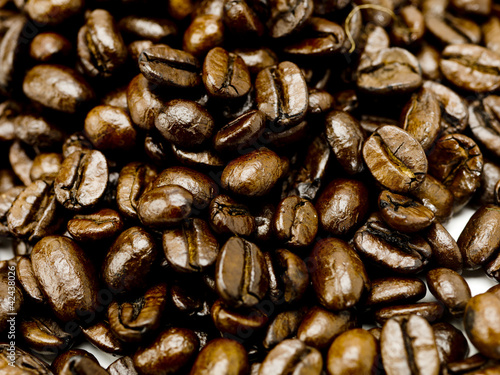 Coffee Bean Pile