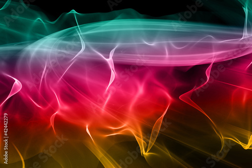 Leinwanddruck Bild futuristic background design