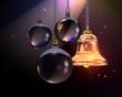 Weihnachtskugel Glocke 2_B