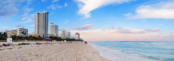 Miami Beach ocean view