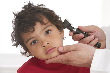 Enfant - Examen ORL