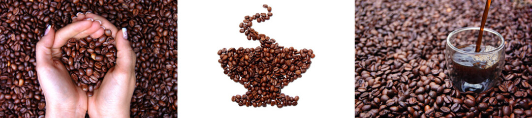 Braunes Gold - Kaffee
