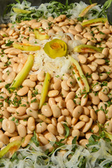 insalata di fagilli bianchi