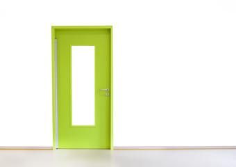 einsame Tür © Matthias Buehner
