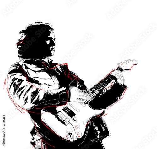 guitarist - 42459233