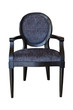 chair isolated with clipping path
