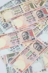 Indian Rupee bank notes