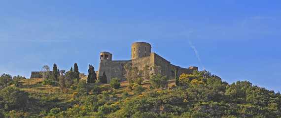 Fort Saint Elme, Collioure