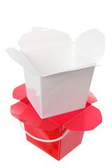 Plastic Takeaway Boxes