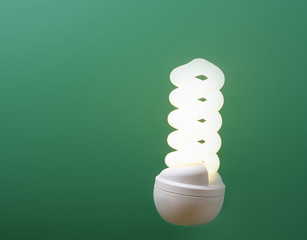 electrical fluorescent energy-saving lamp