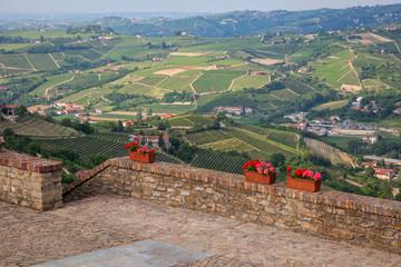 Langhe (Piemonte, Italia)