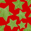 Abstract christmas background with stars. Vector illustration.