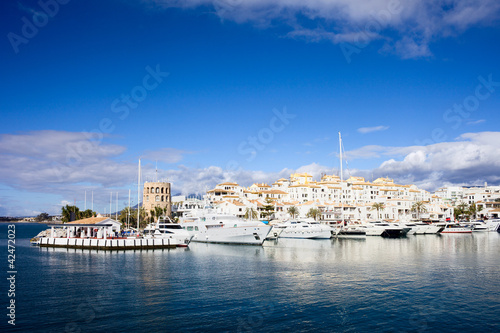 Port in Puerto Banus - 42472023