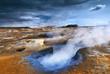 Steaming Mudpot - 42476684