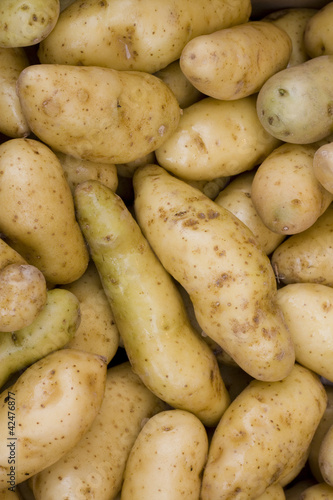 Ratte patatoes