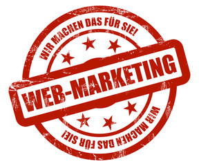 Sternen Stempel rot grunge rt WMDFS WEB-MARKETING