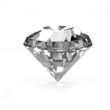 3d Diamond Gemstone
