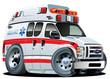 Fototapeten,ambulanz,doktor,autos,cartoons