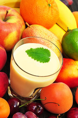Früchte, Getränk