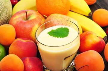 Getränk, Früchte