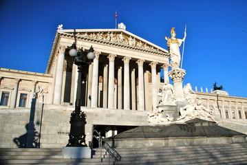 Austrian Parliament , Vienna