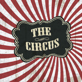 Classical circus background, vector, eps10 - 42485654