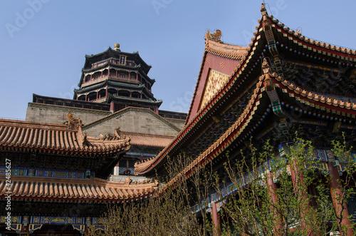 Aluminium Beijing Peking - Sommerpalast