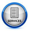 Services blue button