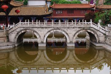 Kunming - Yuantong Tempel