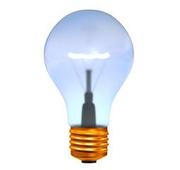 Leuchtmittel Konzept