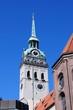 Peterskirche München (erbaut 1180)