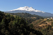Iztaccíhuatl Volcano mountain