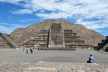 Pyramids of Teotihuacan