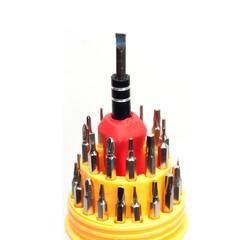 Pocket precision screwdriver set