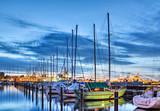 Fototapety Segelschiffe im Hafen