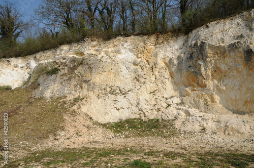 the Vigny Quarry in Val d Oise