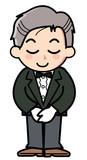 Concierge - man - greetings
