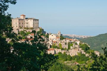 Panoramica - Castello di Balestrino