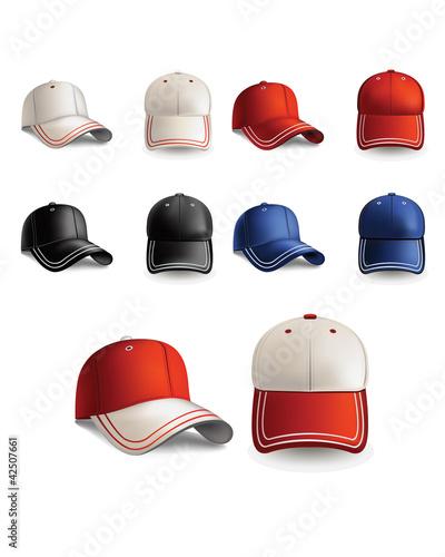 Baseball. vector illustration. many options
