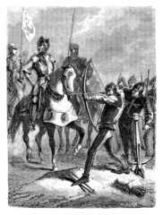 Cavalery & Infantry - 15th century