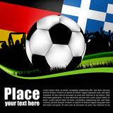 soccer germany greece
