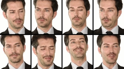 manager: facial expressions