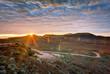 Aube sur la Plaine des Sables - La Réunion