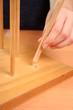 Holzspiel für die Ergotherapie