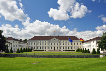 Schloss Bellevue in Berlin