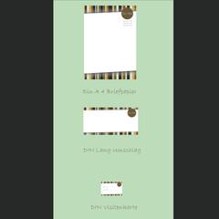 briefpapier braun