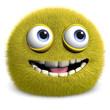 yellow alien