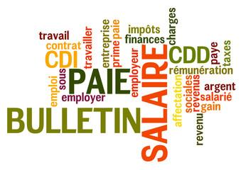Bulletin Salaire Paie