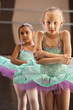 Shivering Ballerinas